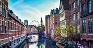 Ghent, Belgium (Europe Meeting) cover