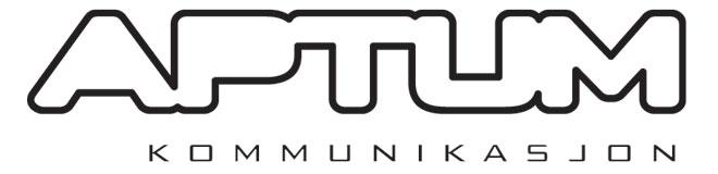 Aptum Kommunikasjon cover