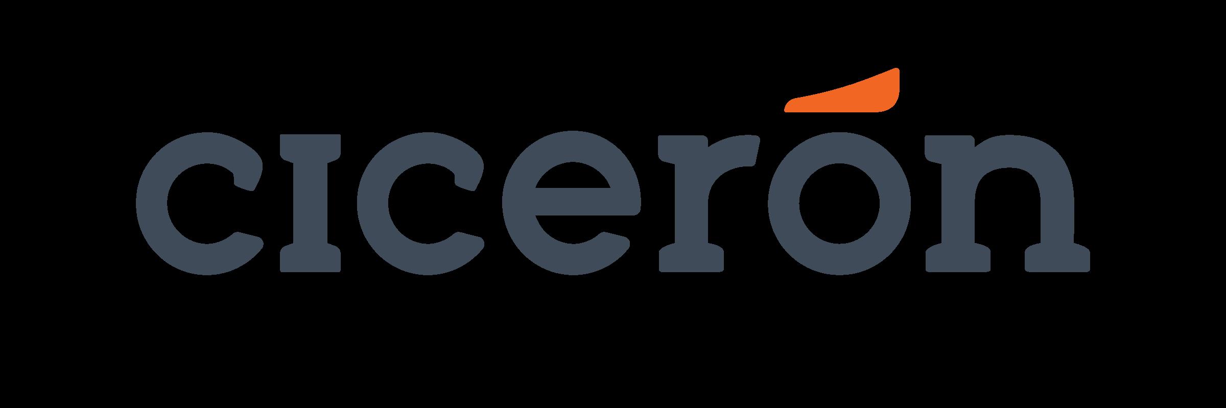Ciceron cover
